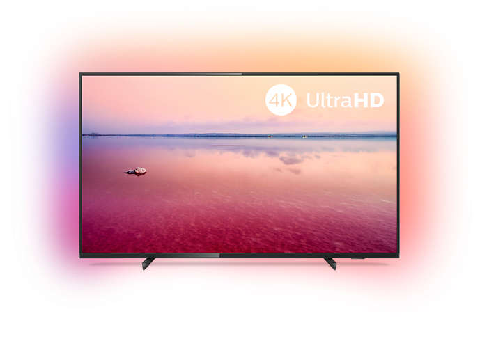 Philips 43''PUS6704 4K Ambilight